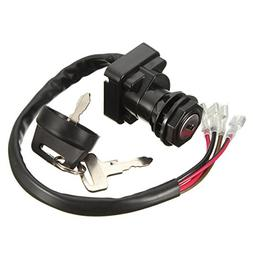 CoCocina Ignition Switch With 2 Keys For Polaris Xplorer 300