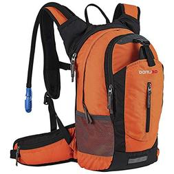 Gelindo Insulated Hydration Backpack Pack with 2.5L BPA Free