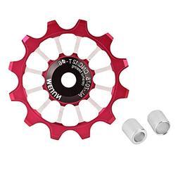 VGEBY Jockey Wheel Derailleur Pulley, Aluminum Alloy Bicycle
