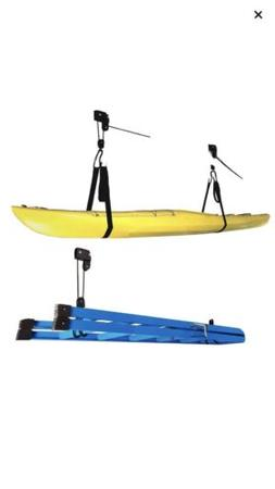 RAD Sportz  Kayak Hoist 2-Pack Quality Garage Storage Canoe