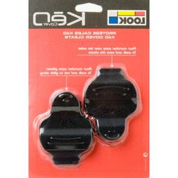 Look Cycle Keo Cleat Cover Black, One Size