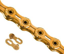 KMC X11SL Gold 11 Speed 118Links Bike Bicycle Chain for Shim