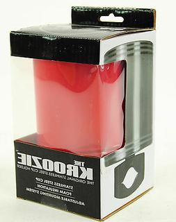 The Kroozie 2.0 Bicycle Cup Holder Red
