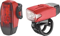Lezyne LED KTV Drive Bicycle Headlight/Tail Light Set