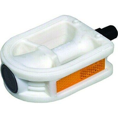 Action 1/2 White Pedal Junior - Outdoor Recreation