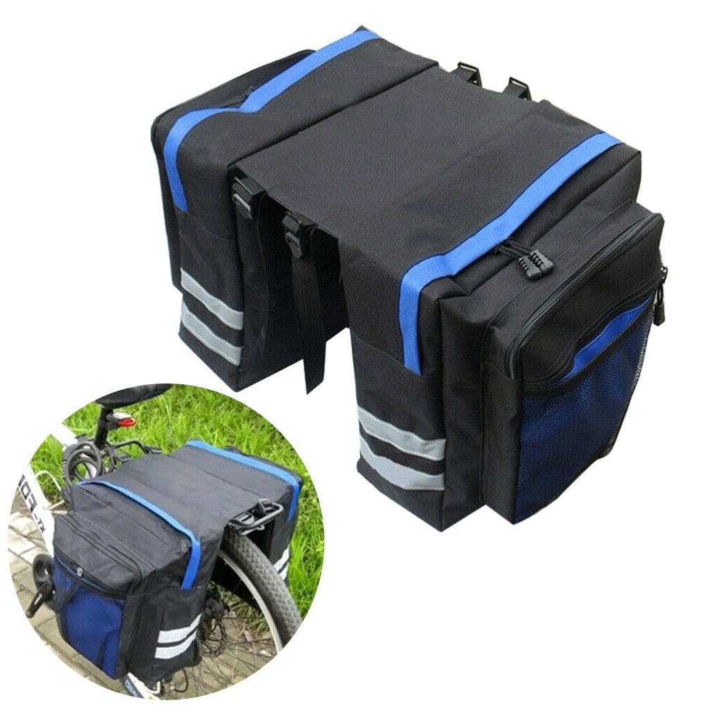 Cycling Bicycle Bike Rack Back Rear Seat Tail Carrier Trunk