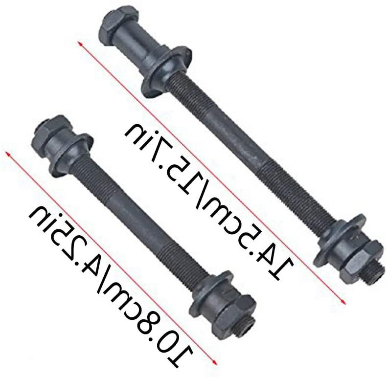 1 Pair MTB Release Bicycle Rear Axle