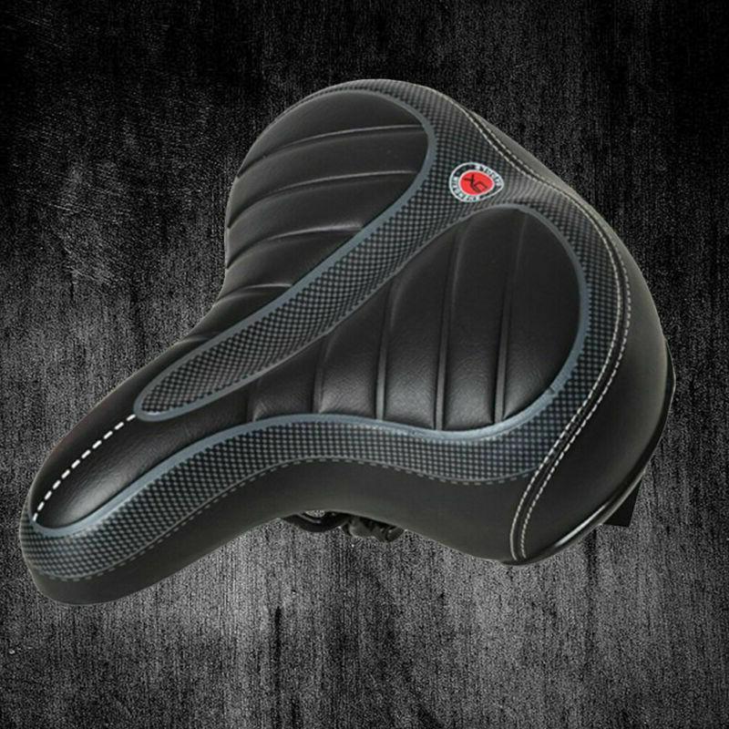 2020 Bike Bicycle Gel Cruiser Extra Sporty Soft Saddle Seat USA