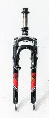 26 mountain bike suspension fork 1 threaded