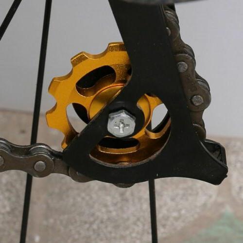 2pcs Mountain Cycle Jockey Wheel Derailleur