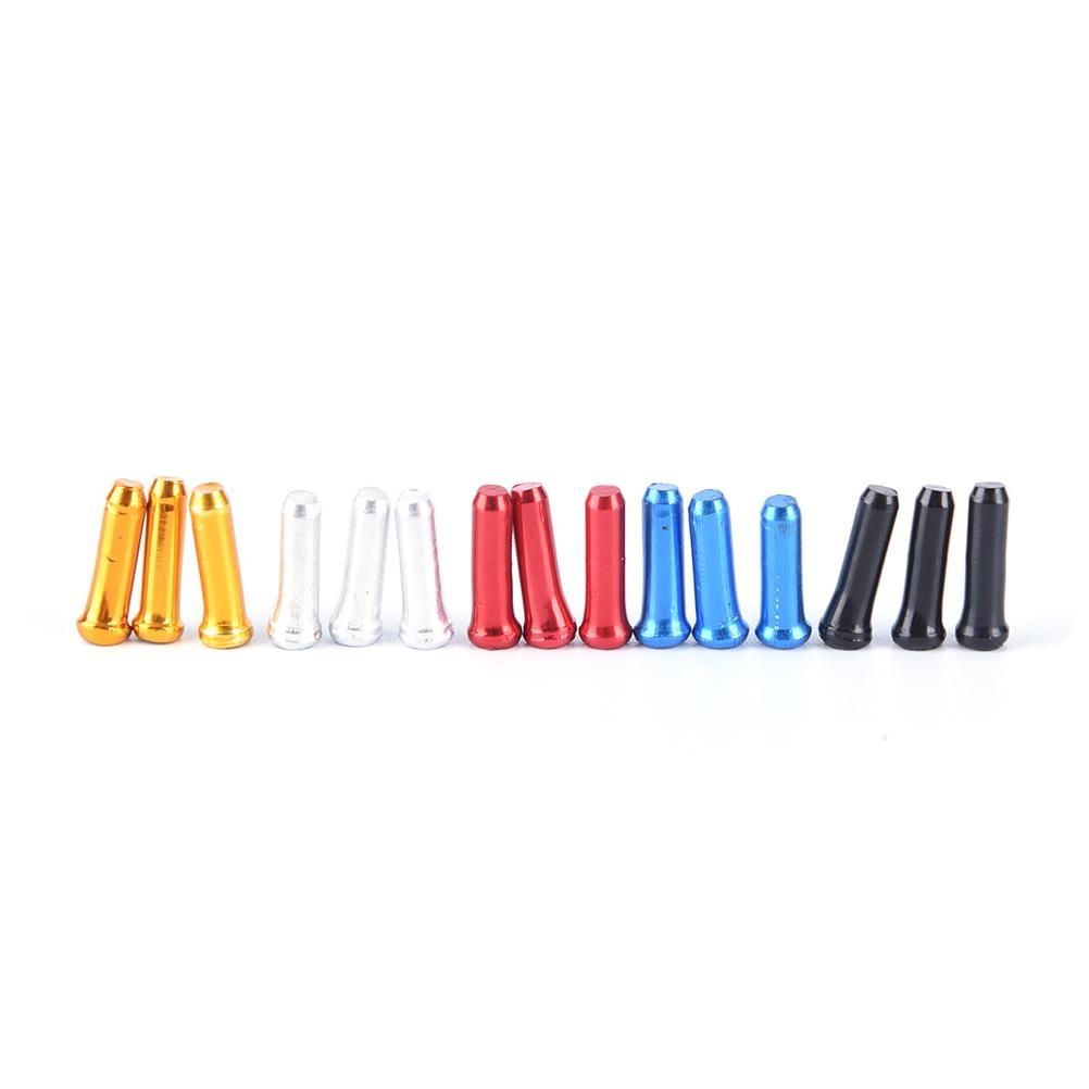 30PCS <font><b>End</b></font> Aluminum MTB Line Cap Gear Brake