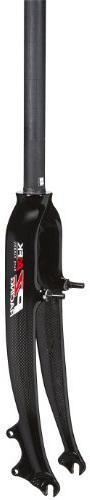 PZ Racing A1Fk MTB Steerer Bike Fork, 45mm, Shiny Black