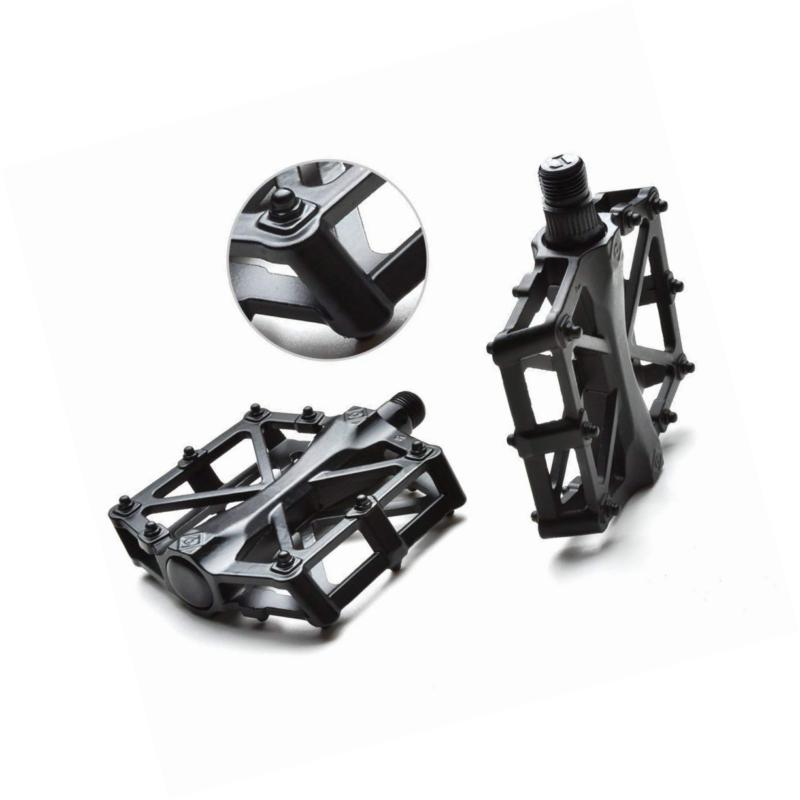 agptek bike bicycle pedals 9 16 mtb