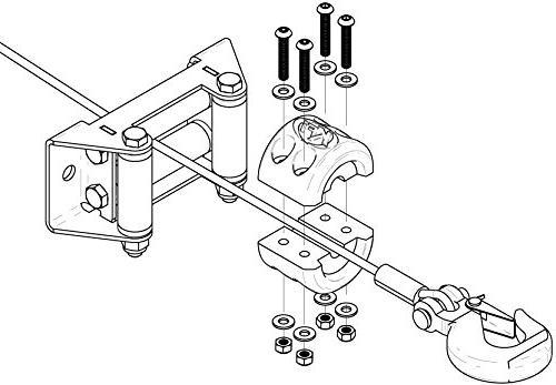 KFI ATV-SCHS Cable