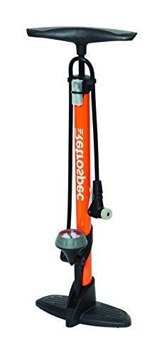 Retrospec 5-in-1 Bike and Ball Floor Pump