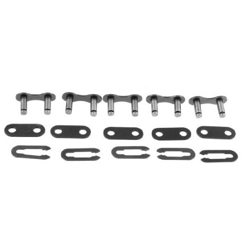 uxcell® 5 Pcs Bicycle Bike Metal Chain Master Link Connecto