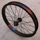 STRANGER BMX BIKE CRUX V2 FRONT XL WHEEL BLACK PRIMO SUNDAY