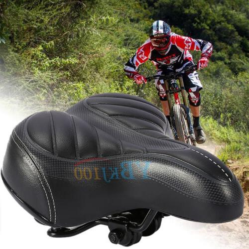 Comfort Wide Bike Bicycle Saddle