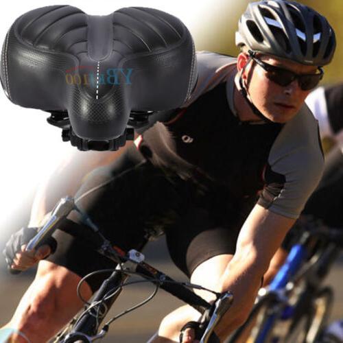 Comfort Big Bum Bike Extra Soft Saddle