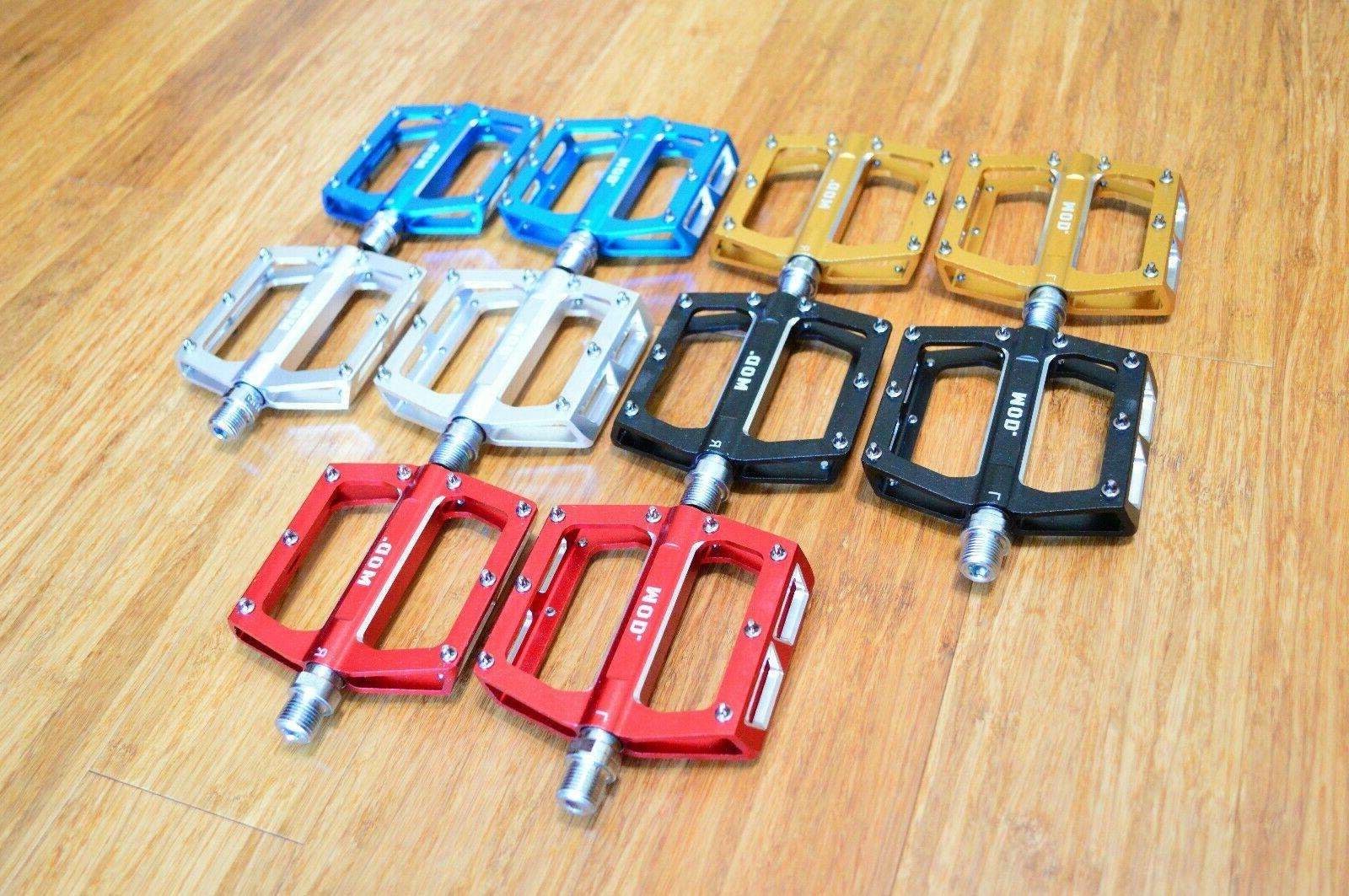 DH Mountain pedals