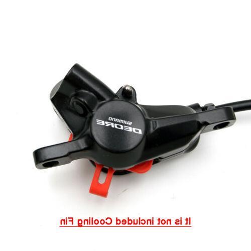 SHIMANO DEORE BR-BL-M6000 Bike MTB Hydraulic Brake Set