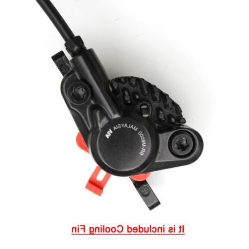 SHIMANO BR-BL-M6000 MTB Hydraulic Disc Set and Rear