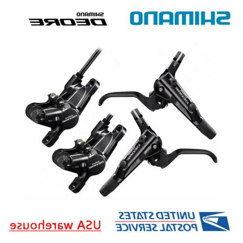 SHIMANO DEORE BR-BL-M6000 MTB Disc Set Front and