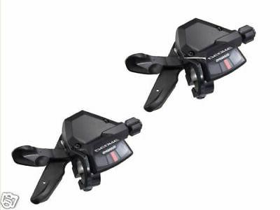deore shifters levers set sl m590 shifter