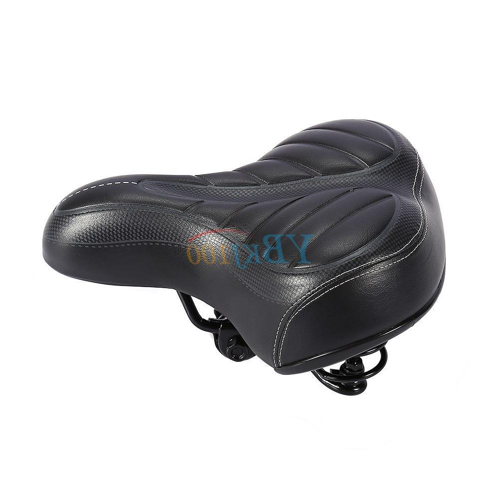 Extra Wide Soft Sporty Bicycle Spring Cushion