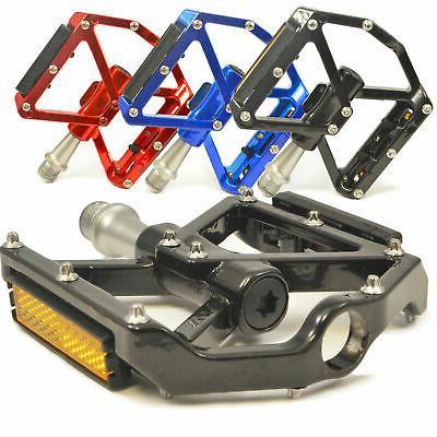 flat bike pedals road mountain sealed bearing