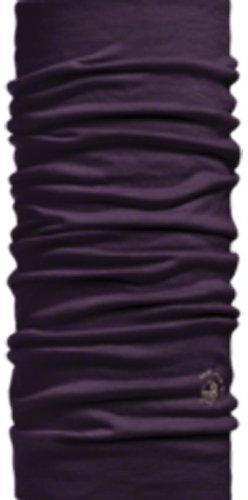 Buff Adult Merino Wool Headwear One Size Plum