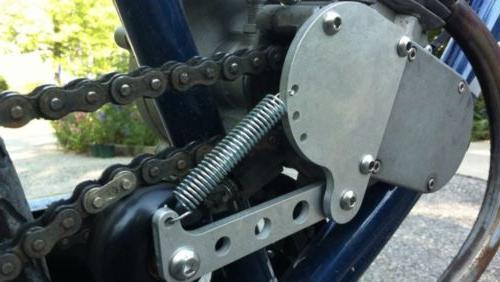 Motorized Spring Chain Tensioner - 80cc