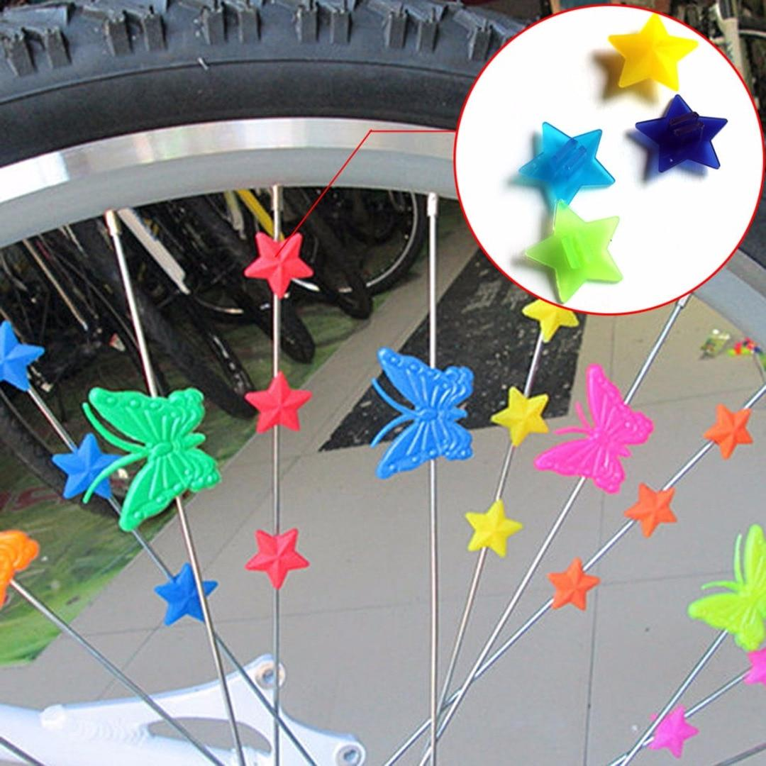 New Beads Multi Children Clip Bicycle <font><b>Parts</b></font>