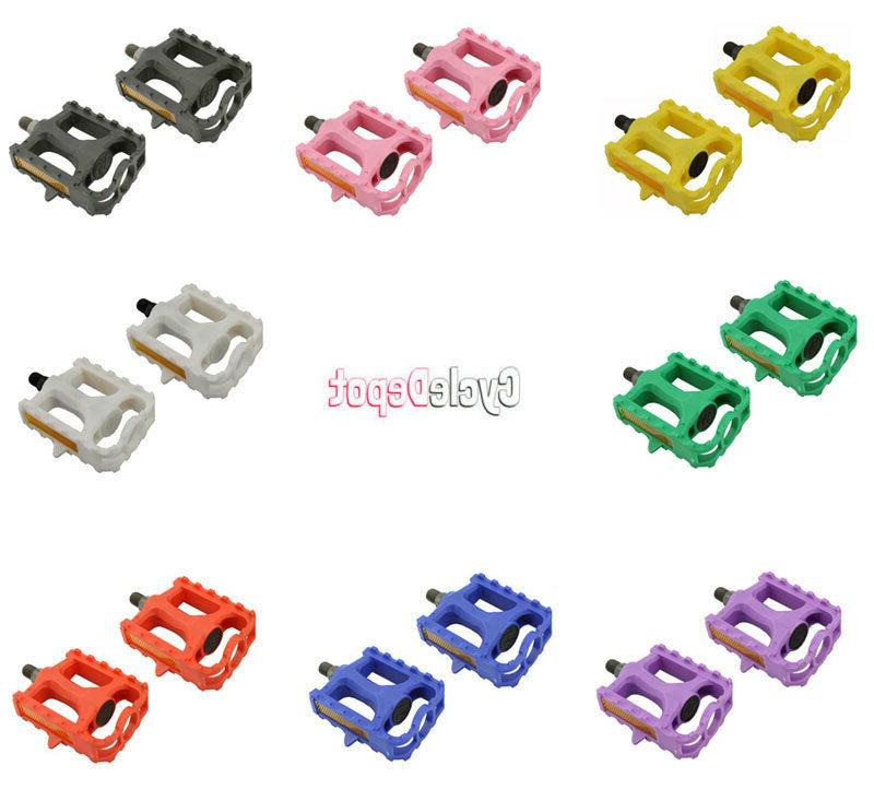 new bicycle plastic pedals 861 1 2