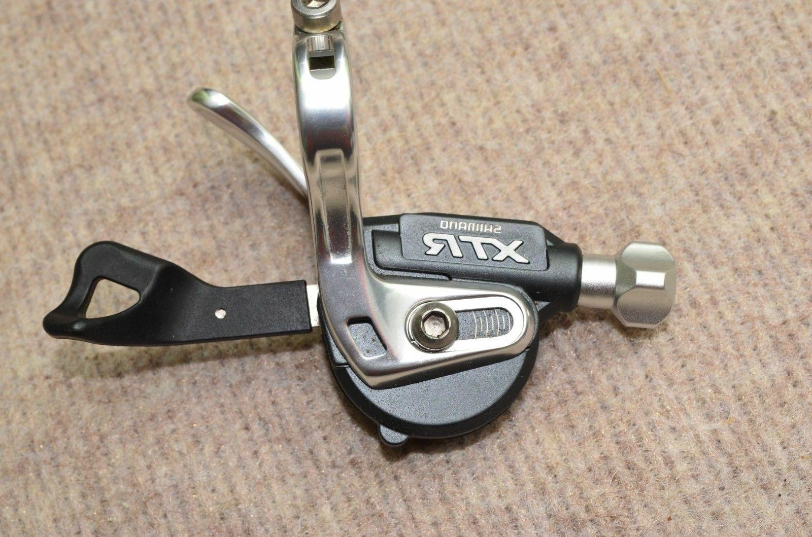 Shimano XTR SL-M970 Index Shifter Shifters 9-speed 2x 3x9 Tr