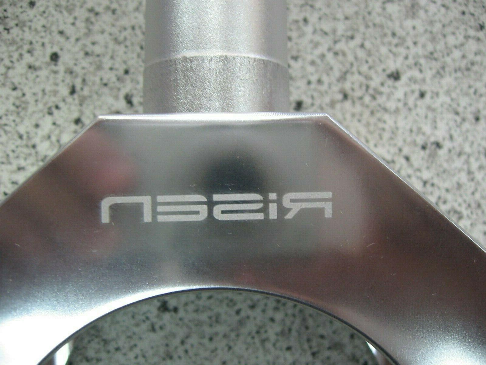 NOS Greg Hill 20 inch BMX fork Silver CRMO