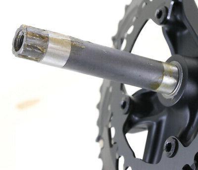 FSA Omega Bike Compact Crankset 48/32T NEW