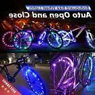 Parts & Components Bodyguard Bike Wheel Lights Auto Open And