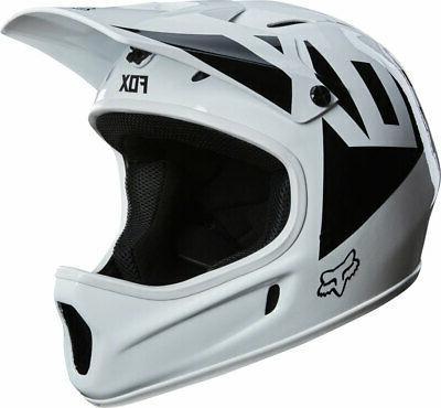 Fox Rampage Full Face Helmet: Landi Glossy