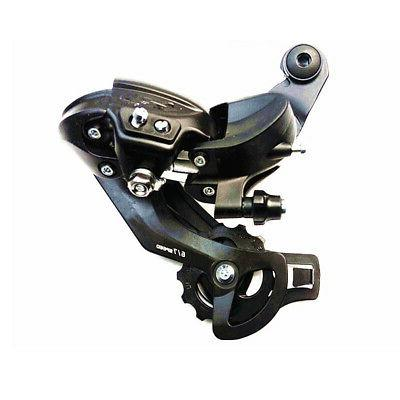 2 Pair MTB Mountain Bike Derailleurs 21//18 Speed Bicycle Shift Lever Parts