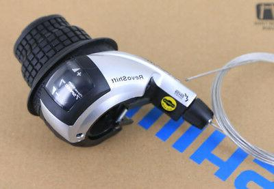 Shimano RevoShift SL-RS45 x Grip in