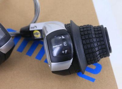 Shimano RevoShift SL-RS45 x Speed Bike Grip Shifter in