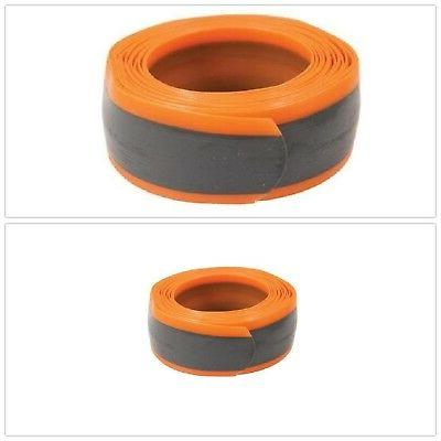 Road Bicycle Tire Liner Orange 2 Layers Outdoor Recreation C