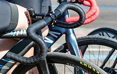 AGEKUSL Bike Handlebar Wrap Bandage Silicone