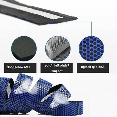 AGEKUSL Road Bike Handlebar Wrap Bandage Comb Belt Grips Silicone
