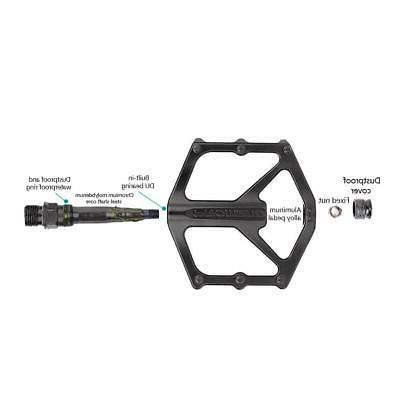 "Road Mountain Pedals 9/16"" Aluminum Cycling"