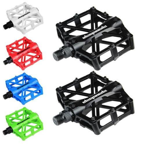 road mountain bicycle pedals 9 16 aluminum
