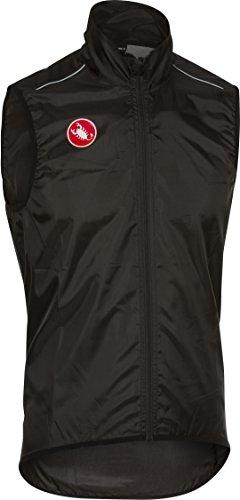 Castelli Squadra Vest - Men's Black, 3XL