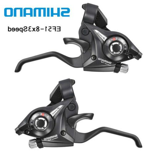 Shimano ST-EF51 ST-EF500 3x7 Brake Kit Bike