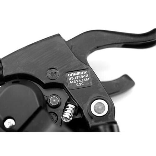 Shimano ST-EF51 ST-EF500 3x8 Speed Shifters / Brake Levers Bike